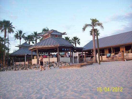 The Inn At Little Harbor Tiki Bar On Beach