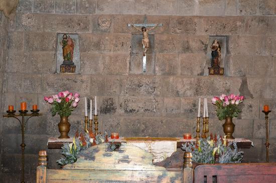 Hacienda San Agustin De Callo: chapel