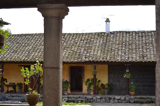 Hacienda San Agustin De Callo: hacienda