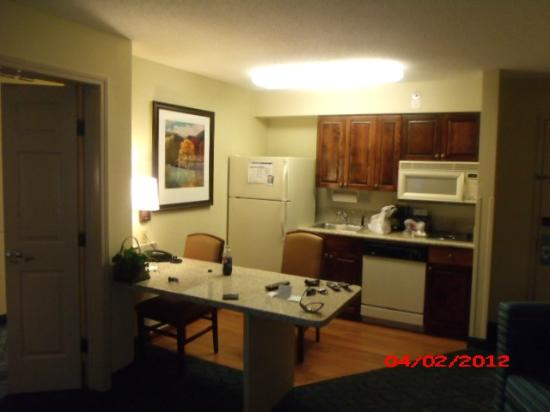 Homewood Suites by Hilton Nashville-Airport: Interior view