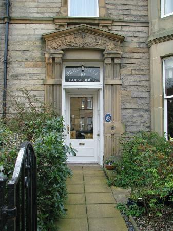 Priestville Guest House: Front Door