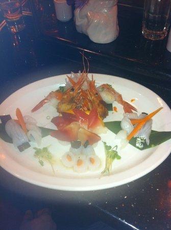 Sakura Sushi & Teppanyaki: impressive