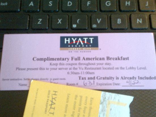 Hyatt regency coupons discount