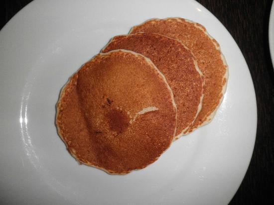 Strand Hotel: Breakfast - Pancake