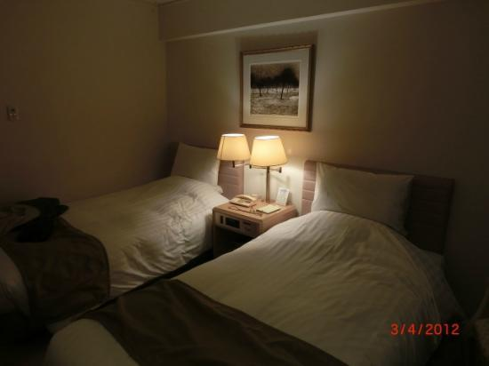 Kyoto Century Hotel: Bedroom