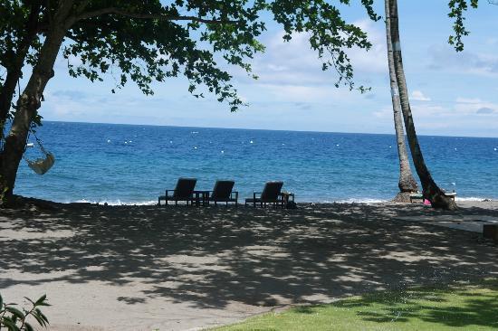 Atmosphere Resort : Beach area