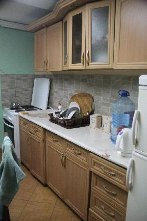Velania Guesthouse : Kitchen