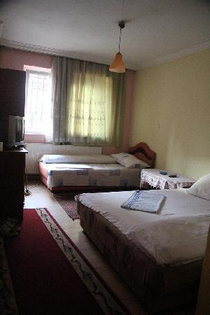 Velania Guesthouse : Bigger room in main house with attached bathroom