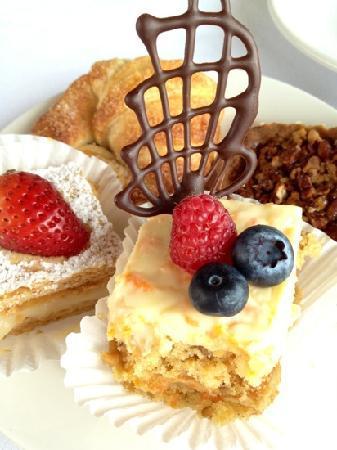 Punta Morro: Dessert heaven!!!