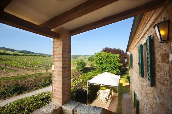 Farmhouse Il Fienile: Dal Girasole