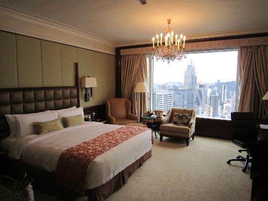 Island Shangri-La Hong Kong: suite