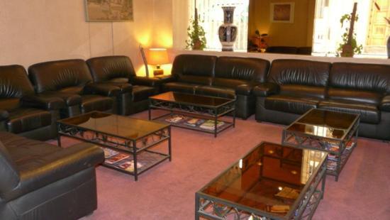 Hotel Caravelle: Зал отдыха