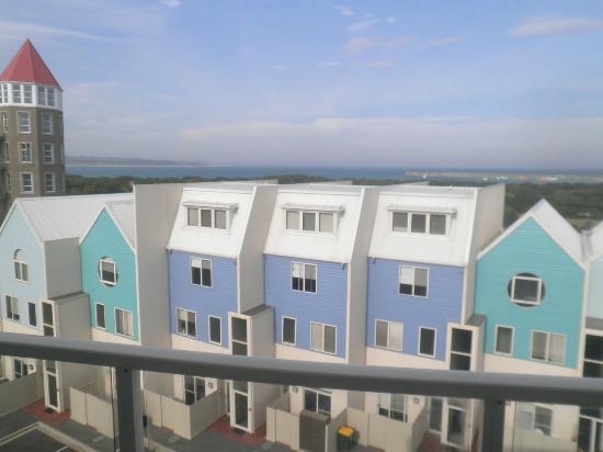 Lady Bay Resort: View from 3 BR penthouse suite - room 405