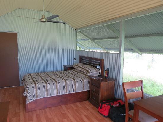 Davidson's Arnhemland Safari Lodge: Our cabin