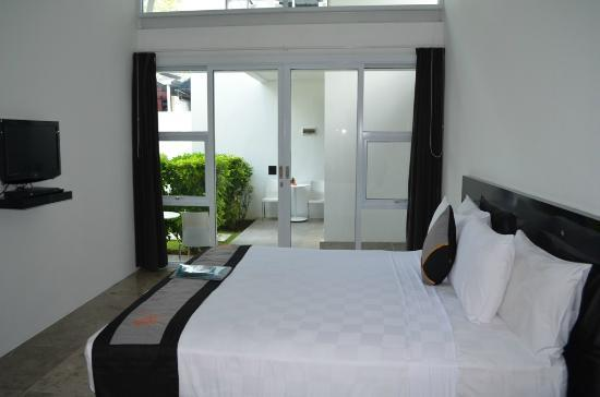 Bali Yarravillas: Lush Main Bedroom