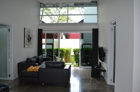 Bali Yarravillas: Lounge