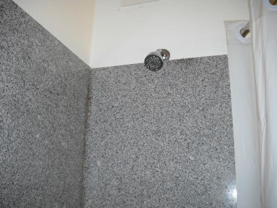 موتل 6 باسادينا تكساس: Shower