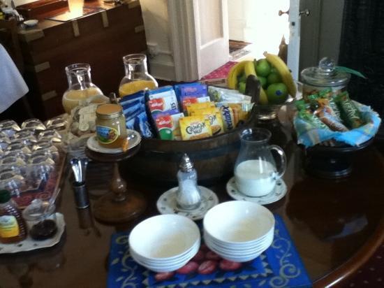 Moda House: an abundance of choice for breakfast