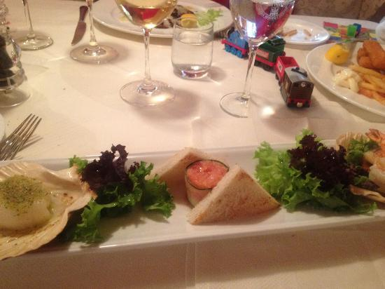 Elisabeth Keller Restaurant & Pizzeria: Appetizer