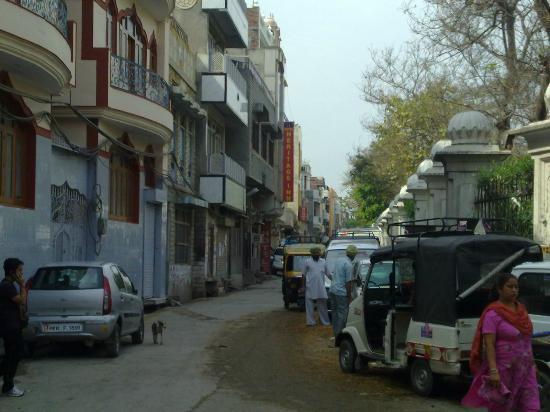 Hotel Heritage Inn Amritsar: Hotel surroundings