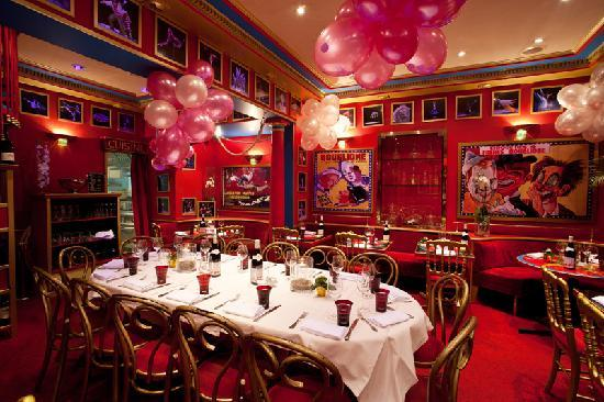 P'tit Bouchon Gourmand: First Room