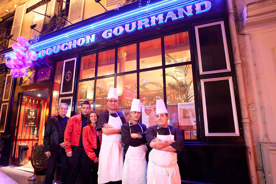 P'tit Bouchon Gourmand