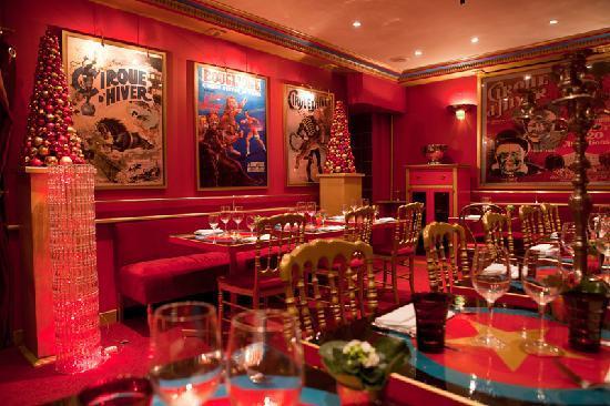 P'tit Bouchon Gourmand: Second room
