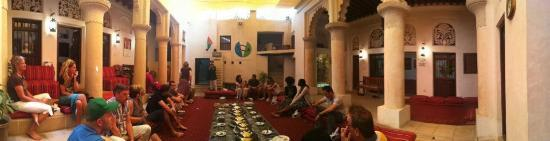 Sheikh Mohammed Centre for Cultural Understanding: during the cultural lunch