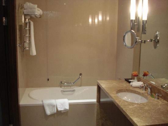 Kharkiv Palace Premier Hotel: bath room