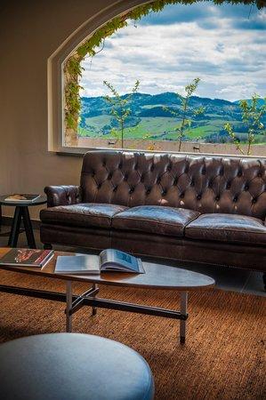 Hotel Terre di Casole: Livingroom