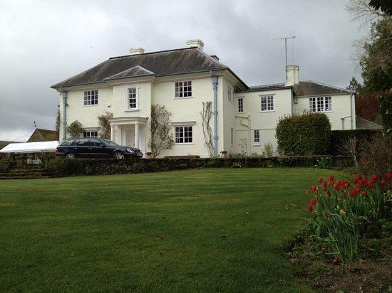 Rushall Manor Bed & Breakfast