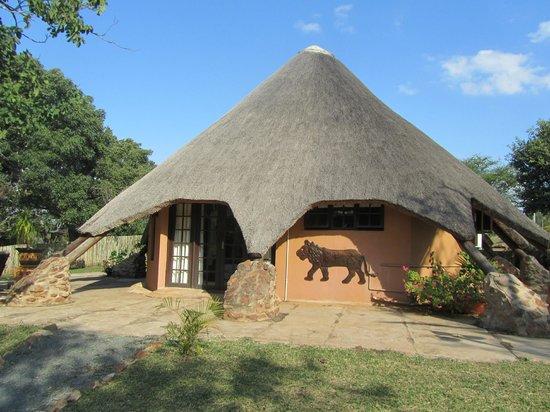 Zebra Hills Safari Lodge: Our accomodation
