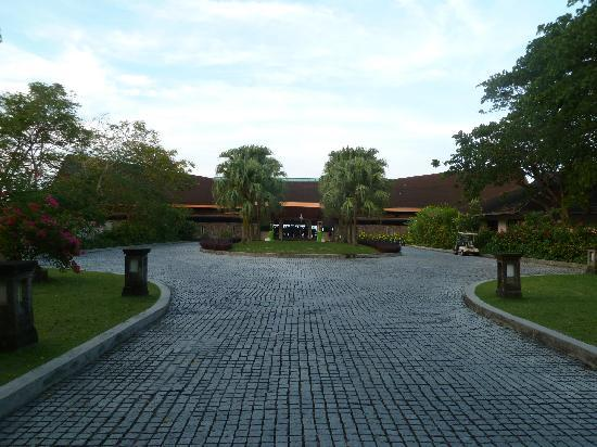 Club Med Bintan Island: Main Entrance Club Med