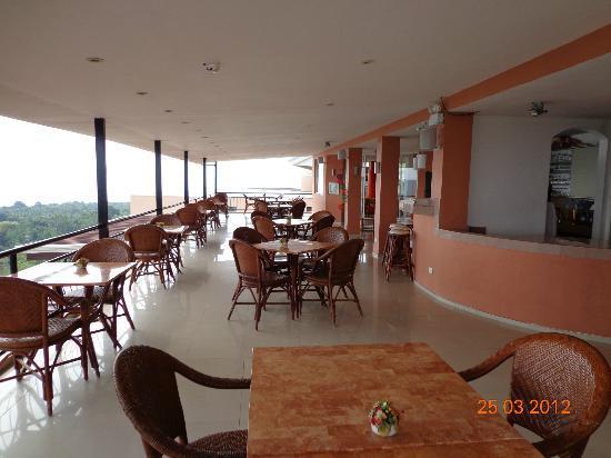 Bohol Vantage Resort: Restaurant
