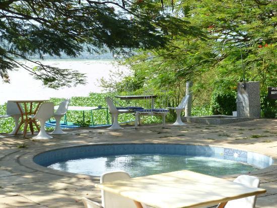Pool Lake Picture Of Kiboko Bay Resort Kisumu