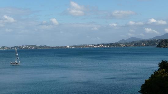 Pyrros Hotel: Corfu View