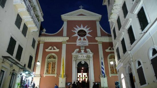 Pyrros Hotel: Old Corfu Town