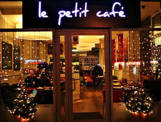 No more comments picture of le petit cafe warsaw for Petit restaurant
