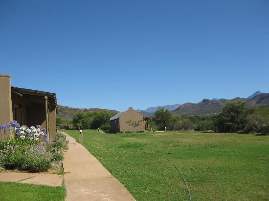 Thabile Lodge: view