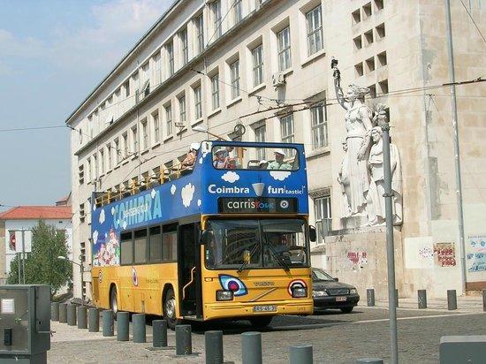 โกอินบรา, โปรตุเกส: Yellow Bus Tours Coimbra
