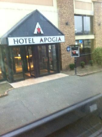 Apogia Paris : hotel apogia