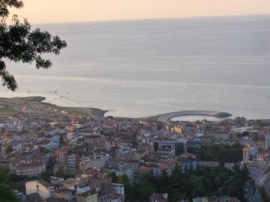 Trabzon'un tepesi; Boztepe