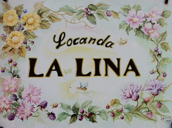 La Lina: insegna
