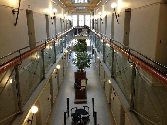 Langholmen Hotell: Många celler på Långholmen