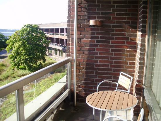 Hilton Helsinki Kalastajatorppa: Varanda Guest Room