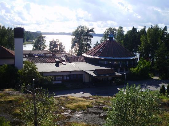 Hilton Helsinki Kalastajatorppa: Vista do Quarto