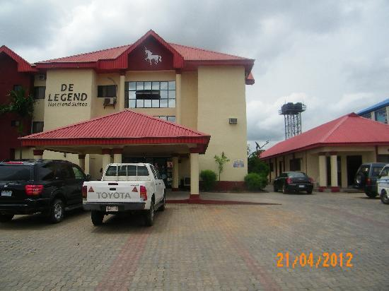 Owerri, Nigeria: View from Side
