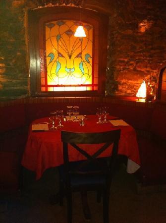 le Caveau: very nice restaurant !