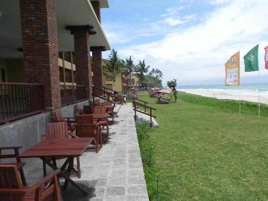 Koggala, Sri Lanka : bar - coffeeshop