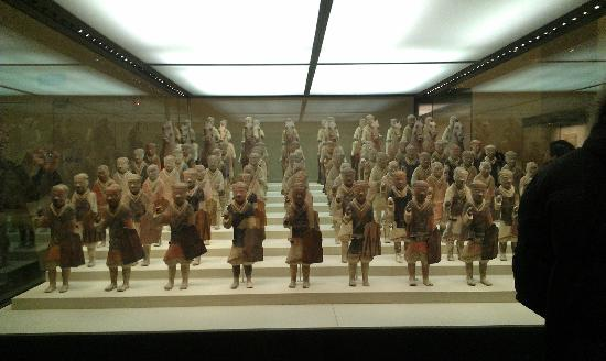 Small Soldiers Picture Of Beijing Capital Museum